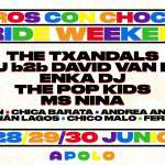 28-30 JUN | Apolo x Pride Weekend Churros con Chocolate