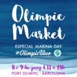 Olimpic Market : 8 i 9 de juny de 11h a 21h