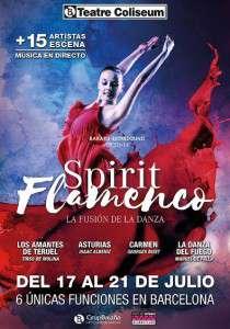 spirit flamenco barcelona
