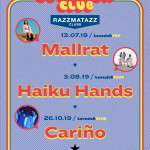 LOVESICK CLUB RAZZMATAZZ a partir del 13 de julio