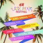 H&M Future Beats Festival anuncia los horarios de su festival el próximo 28 de julio en Barcelona