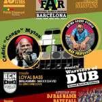 ¡Ya llega el festival de reggae más esperado! El sábado 13 de julio, a partir de las 17 horas, el Poble Espanyol de Barcelona