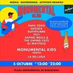 Monumental Club empieza temporada el 5 de octubre estrenando colaboración con Eat Street