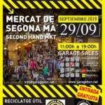 Mercadillo On The Garage 29 de Septiembre /Entrada gratuita.