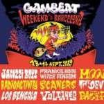 El 13 & 14 de Septiembre volvemos a la carga con una nueva edición del Gambeat Weekend