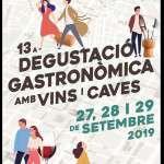 El 27, 28 y 29 de septiembre de 2019, la plaza Maragall y la calle Olesa de Barcelona acogen la decimotercera edición de la Degustació Gastronòmica amb vins i caves.