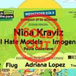 Sold out – Brunch Weekender Domingo: Nina Kraviz, I Hate Models 28 y 20 de septiembre