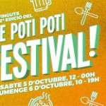 The Poti Poti Festival – 2a edició! 5-6 d'Octubre al Parc del Clot!