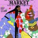 Lost&Found Market 15 de septiembre en el Moll de la Fusta