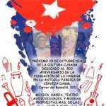 20 de octubre de 2019: Día de la Cultura Cubana en Barcelona